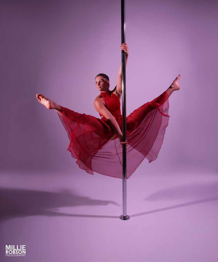 Pole Intermediate / Mittelstufe Choreo